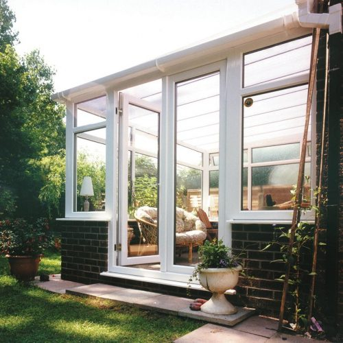 Conservatory French Doors