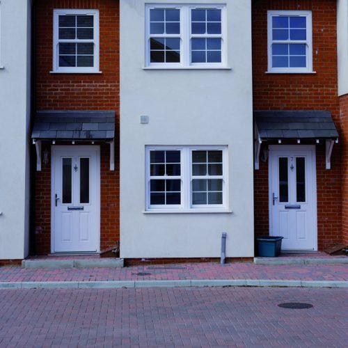 PVC Entrance Doors in Cornwall