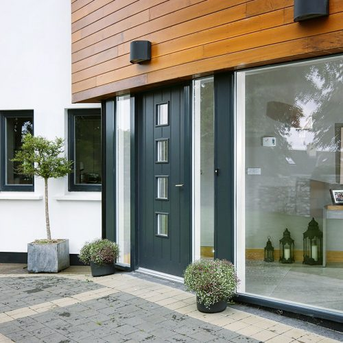 High End Composite Doors