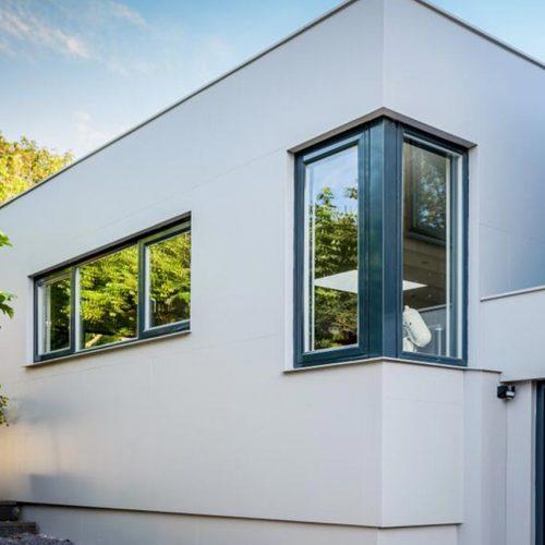 Rationel Composite Window Corner