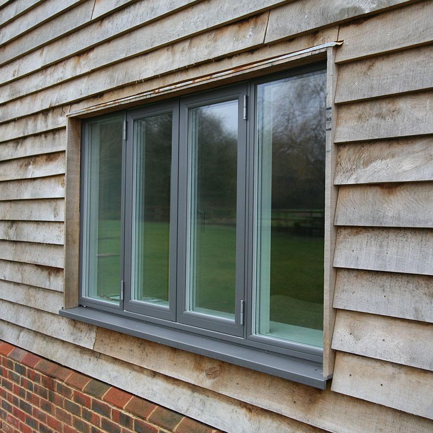 Composite Window Frame : Windows p s counter
