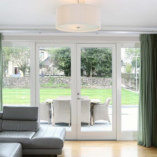 Rationel French Door White