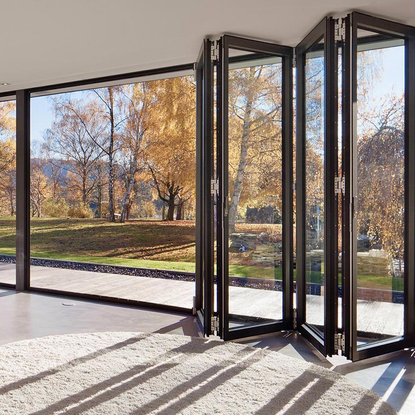 Solarlux doors for Composite windows