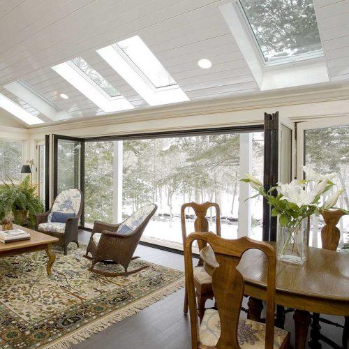 Solarlux Composite Bifold Door