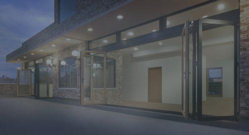 Solarlux Composite Bifold Doors