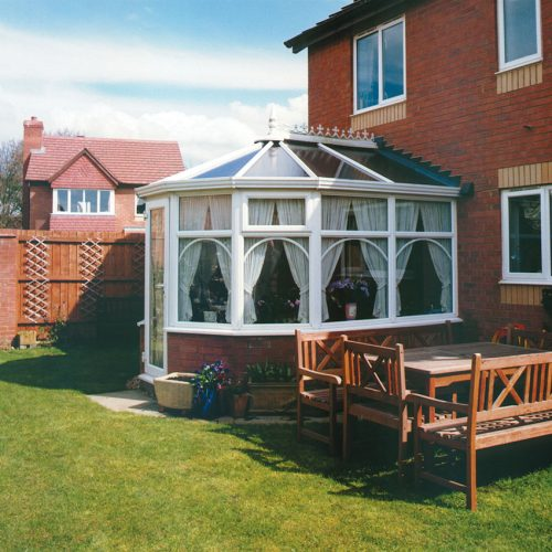 Conservatories in Devon
