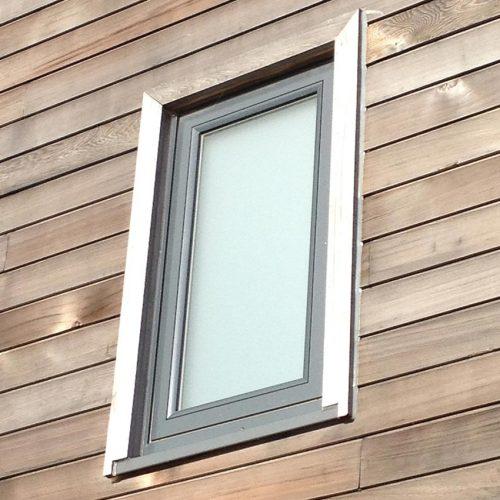 grey Composite Window