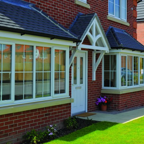 uPVC Entrance Door Installers