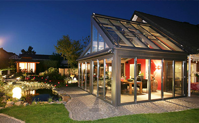 Wintergarden Glazed Extension