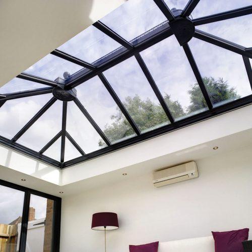 Orangery Interior Roof