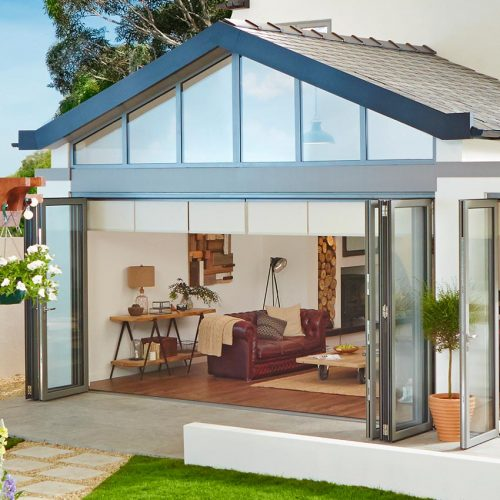 Origin Aluminium Bifold Door