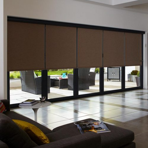 Origin Bifold Door Blinds