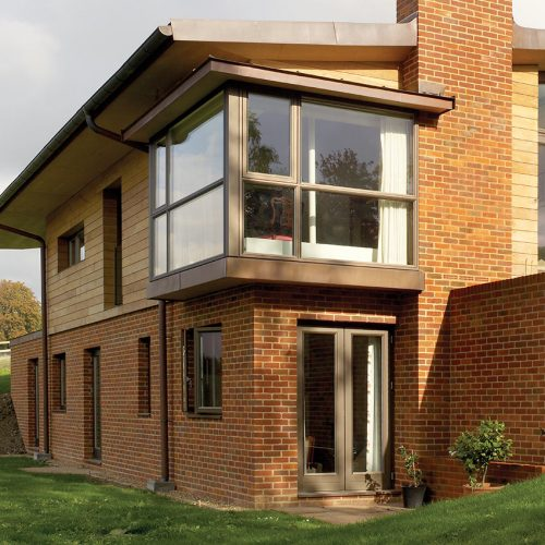 Rationel Domus Timber Windows