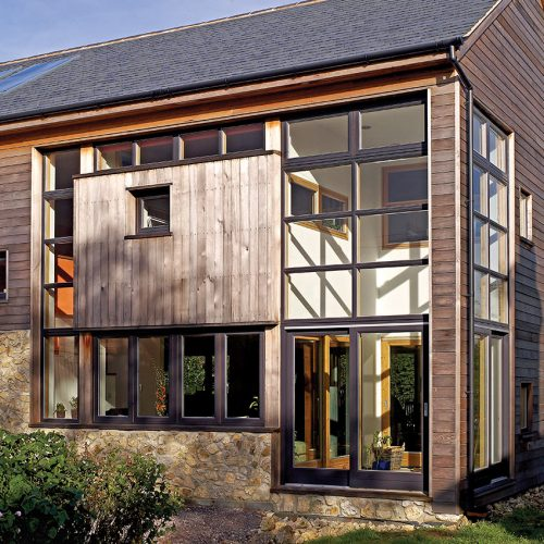 Rationel Timber Windows Home