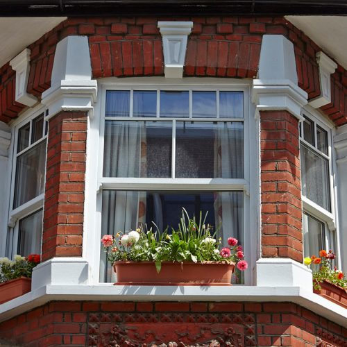 Spectus Sash Bow Window