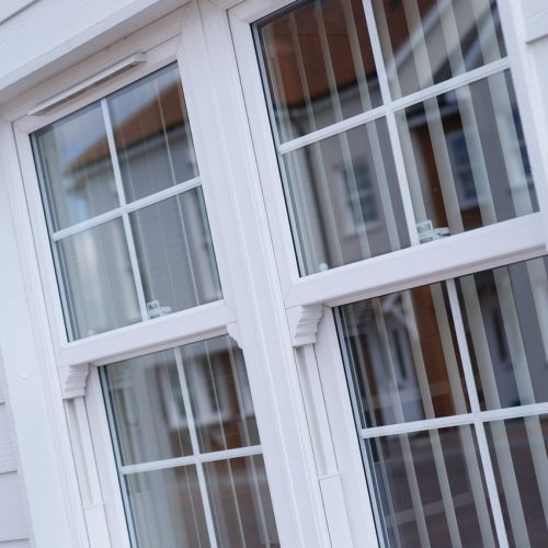 Spectus Sash Window
