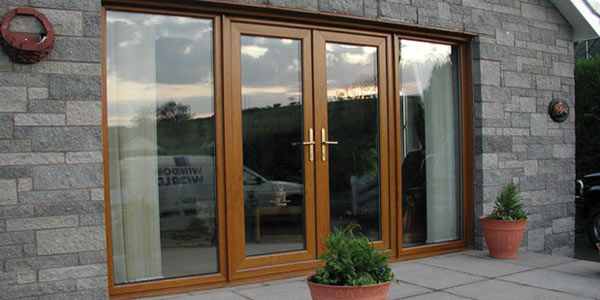 PVC French Doors